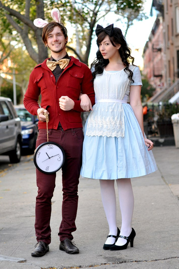 Couples Costumes DIY  Halloween Costumes Ideas 2014 for Couples