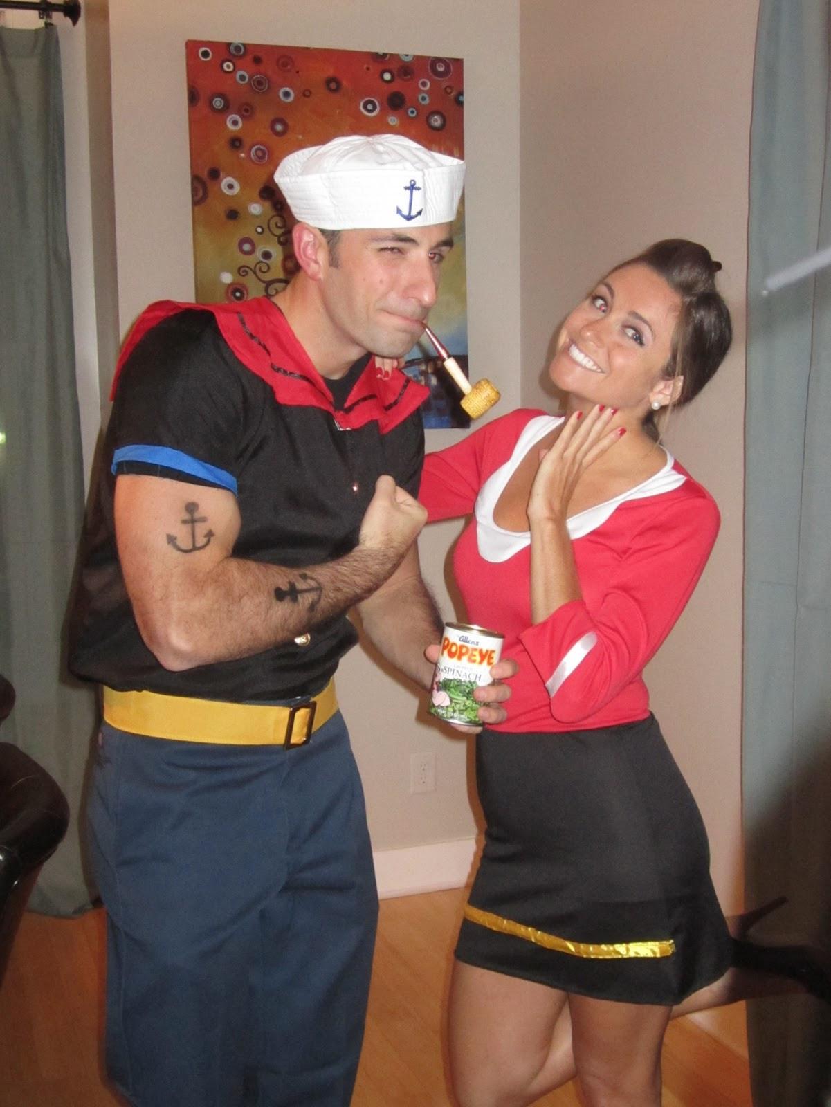 Couples Costumes DIY  25 Genius DIY Couples Costumes