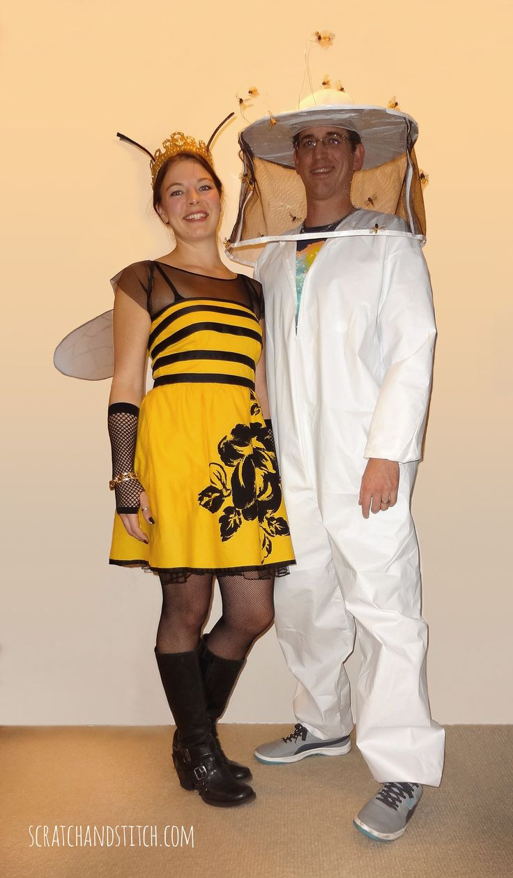 Couples Costumes DIY  Best 25 Bee costumes ideas on Pinterest