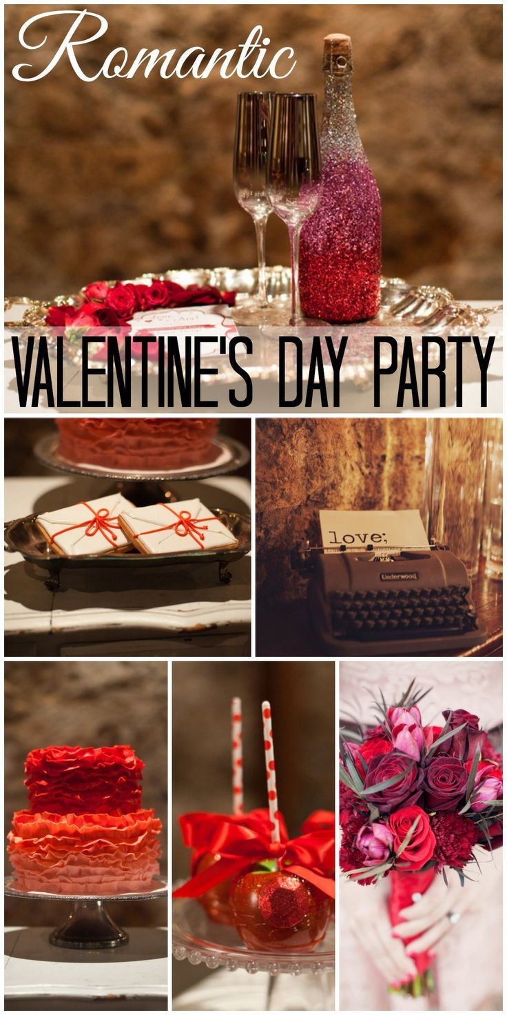Couples Dinner Party Ideas  17 Best Romantic Valentines Day Ideas on Pinterest