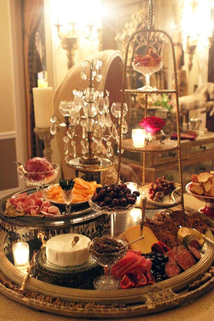 Couples Dinner Party Ideas  Best 25 Romantic dinner tables ideas on Pinterest