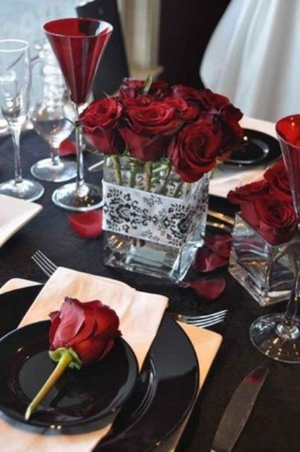 Couples Dinner Party Ideas  just right for a romantic dinner party