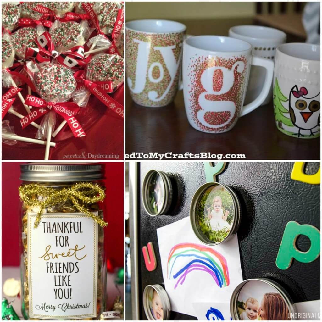 Coworker Christmas Gift Ideas  20 Inexpensive Christmas Gifts for CoWorkers & Friends