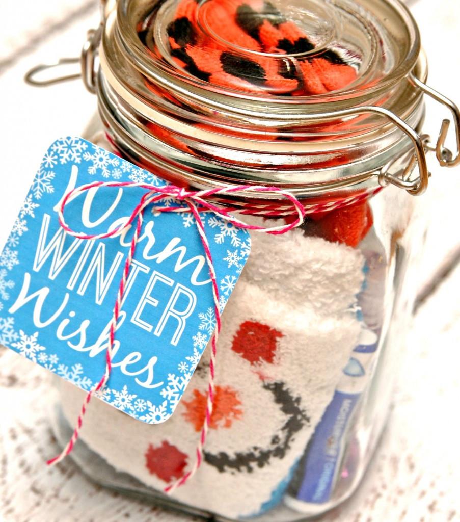 Craft Ideas For Christmas Gifts  Mason Jar Christmas Gift Ideas The Idea Room