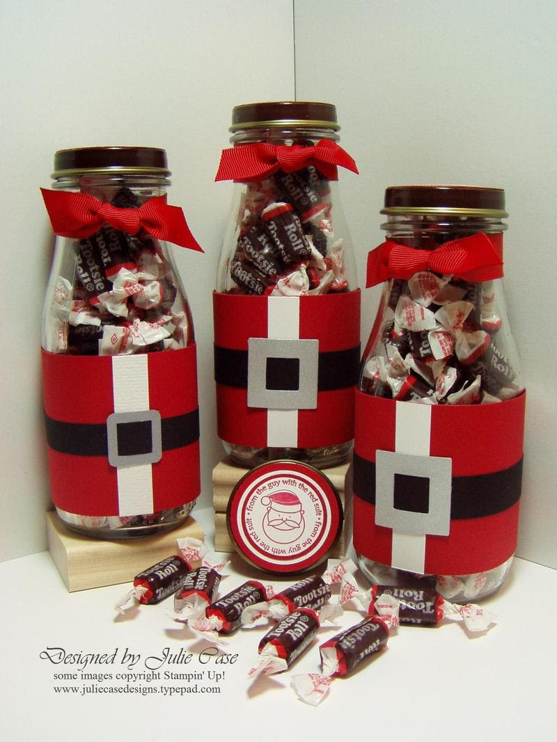 Craft Ideas For Christmas Gifts  Cute Food For Kids Santa s Belly Food Ideas