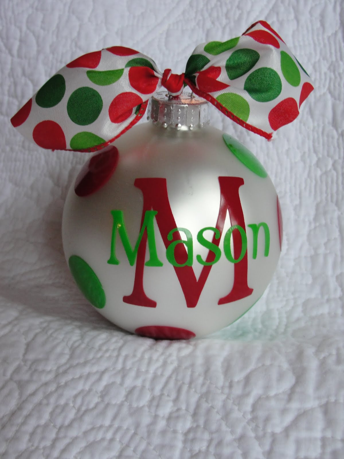 Craft To Make For Christmas  Rantin & Ravin HOMEMADE ORNAMENTS