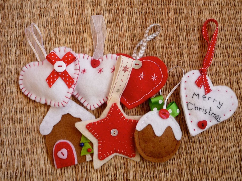 Craft To Make For Christmas  30 Cute Craft Ideas – The WoW Style