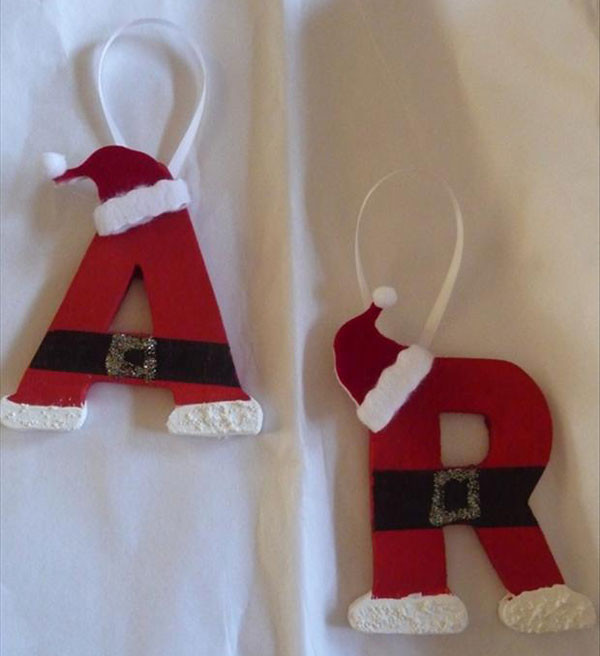 Craft To Make For Christmas  Top 38 Easy and Cheap DIY Christmas Crafts Kids Can Make