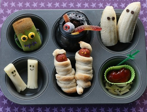 Creative Halloween Food Ideas  Creative Halloween Food Ideas s and