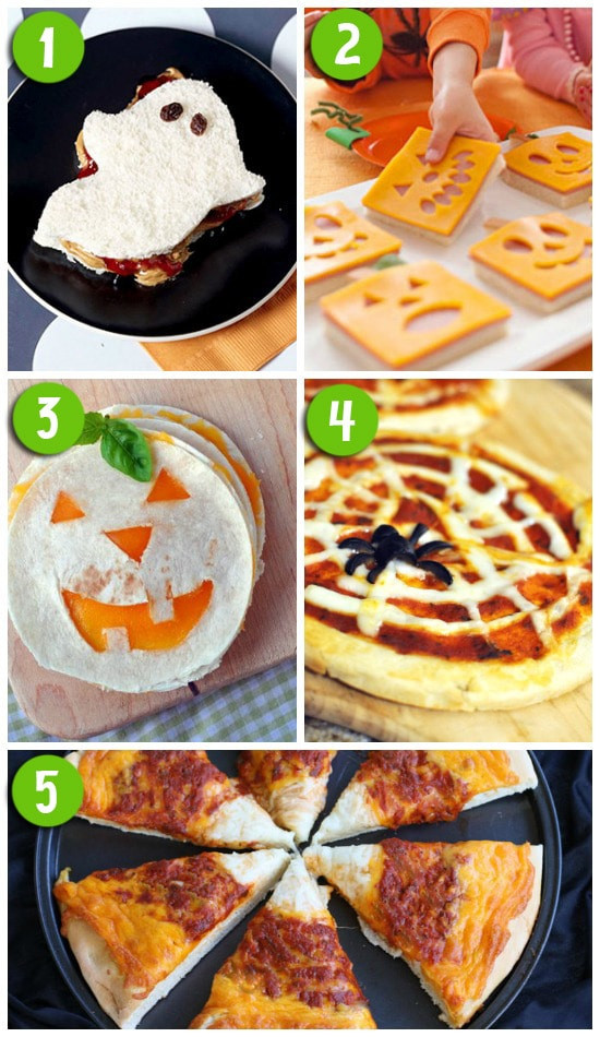 Creative Halloween Food Ideas  50 FUN Halloween Foods Halloween Themed Food for Every Meal