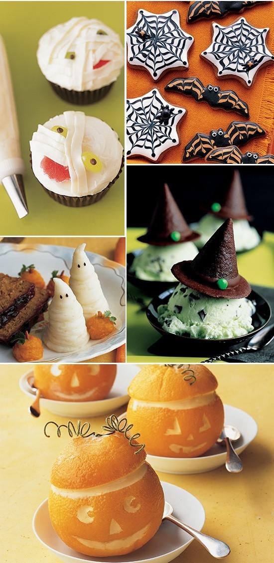 Creative Halloween Food Ideas  Pop Culture And Fashion Magic Easy Halloween food ideas