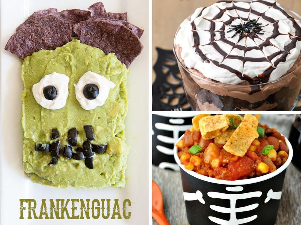 Creative Halloween Food Ideas  35 Creative Halloween Party Food Ideas Kids and Adults