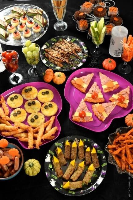 Creative Halloween Food Ideas  Creative Halloween Party Food with Iceland Eats Amazing