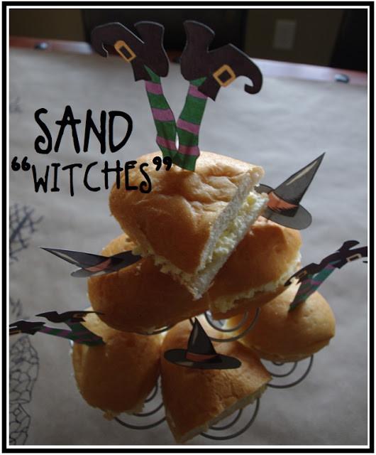 "Creative Halloween Food Ideas  Creative ""Try""als Halloween Food Ideas 2011"