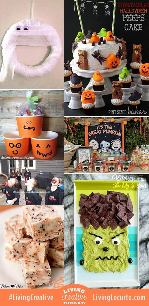Creative Halloween Party Ideas  7 DIY Halloween Party Ideas