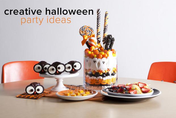 Creative Halloween Party Ideas  creative halloween party ideas