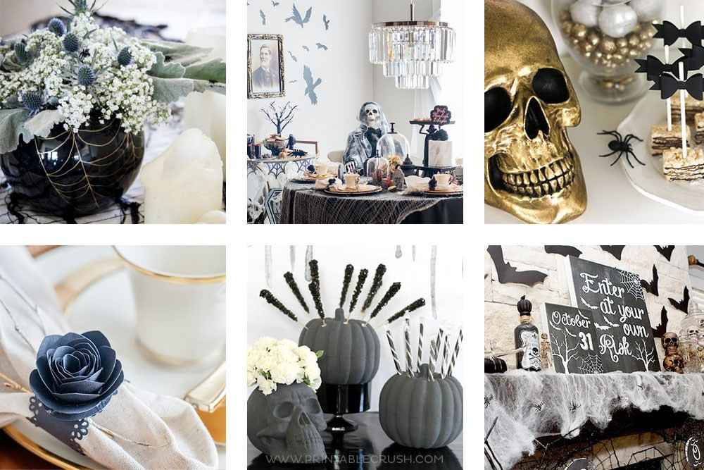 Creative Halloween Party Ideas  11 Scary & Unique Halloween Party Ideas Printable Crush