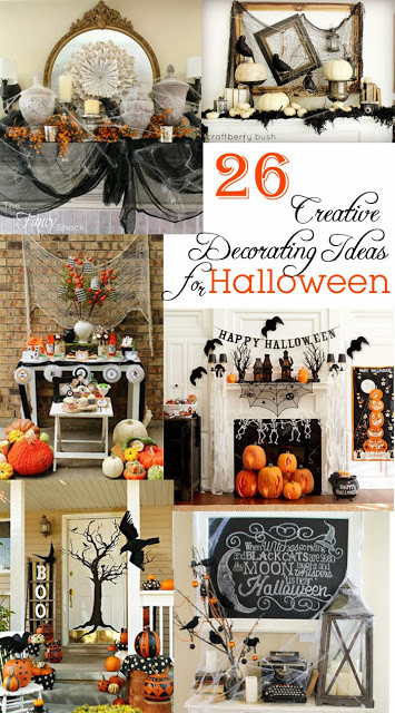 Creative Halloween Party Ideas  Creative Halloween Party Ideas and Decorations Scrapality