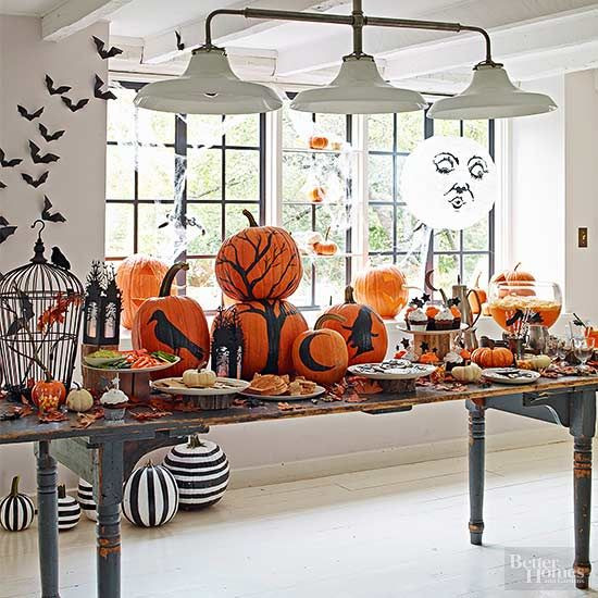 Creative Halloween Party Ideas  Throw the Best Halloween Party on the Block with These Fun