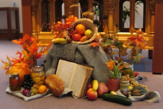 Creative Worship Ideas For Thanksgiving  Image detail for SEEKING GOD A BENEDICTINE BLOG