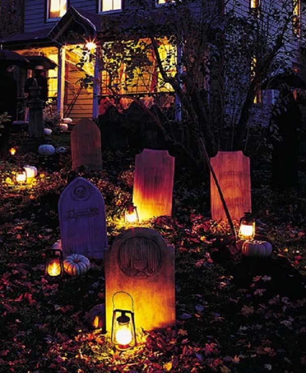 Creepy Outdoor Halloween Decorations  Scary Halloween Decorations Easyday