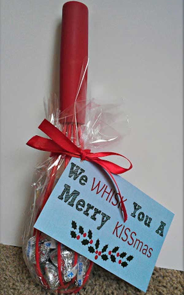 Cute DIY Christmas Gifts  24 Quick and Cheap DIY Christmas Gifts Ideas