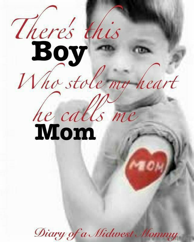 Cute Mother Son Quotes  1000 Mothers Day Quotes on Pinterest