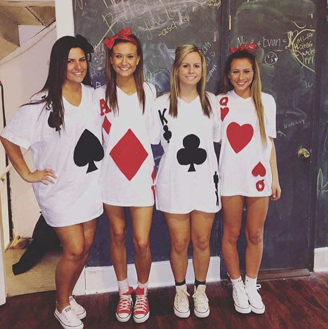 Deck Of Cards Halloween Costumes  Deck of cards Let s Play Dress Up Pinterest