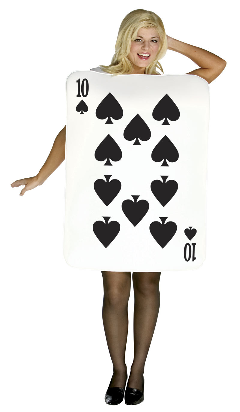 Deck Of Cards Halloween Costumes  Deck of cards costume