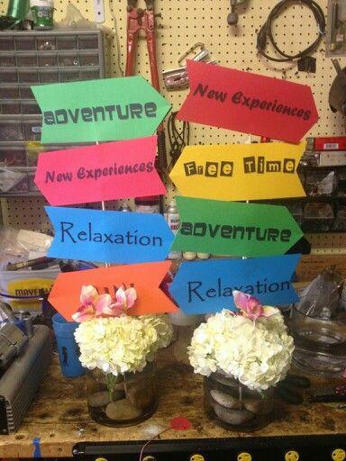Decoration Ideas For Retirement Party  Best 25 Retirement party centerpieces ideas on Pinterest