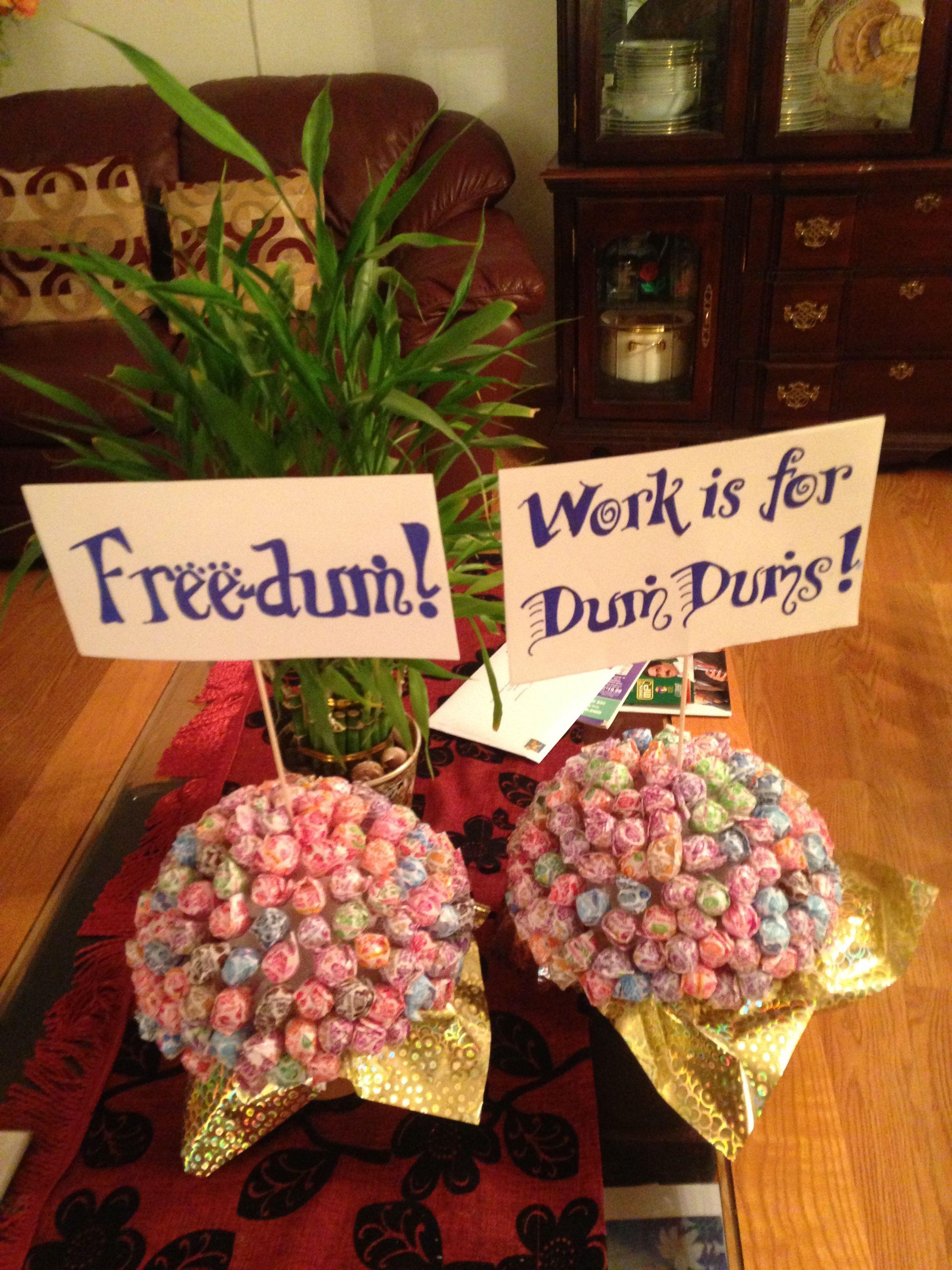 Decoration Ideas For Retirement Party  Retirement party idea … who doesn t love a nurse