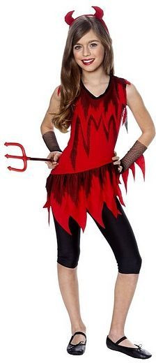 Devil Costume DIY  Pin by M Brown on Buggy bord