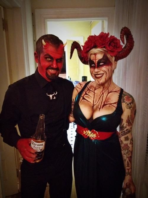 Devil Costume DIY  Homemade Devil Costume Ideas Halloween