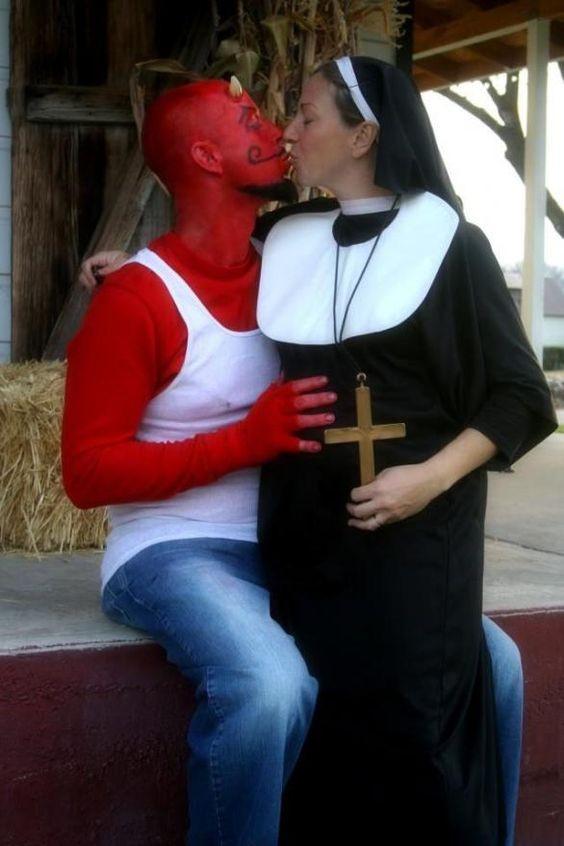 Devil Costume DIY  Homemade Devil and Funny on Pinterest
