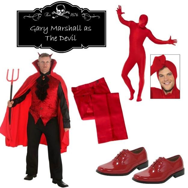 Devil Costume DIY  DIY Hocus Pocus Costumes Halloween Costumes Blog