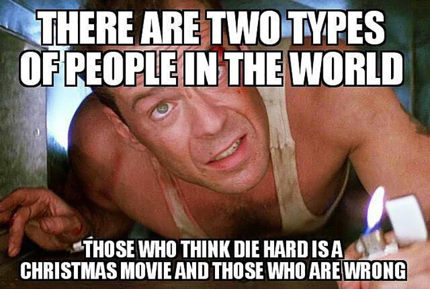 Die Hard Christmas Quotes  8 Movies To Get You Into Christmas Spirit Today Culture