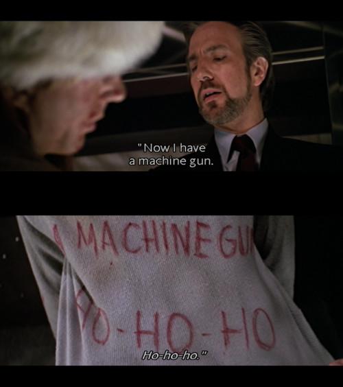 Die Hard Christmas Quotes  Die Hard Christmas Quotes QuotesGram