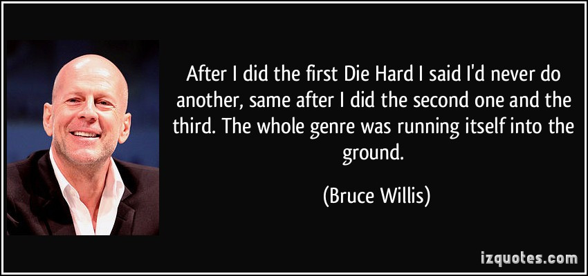 Die Hard Christmas Quotes  Die Hard Famous Movie Quotes QuotesGram