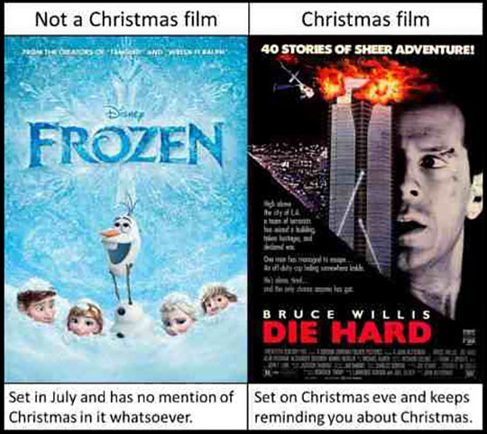 Die Hard Christmas Quotes  Let's Set Things Straight