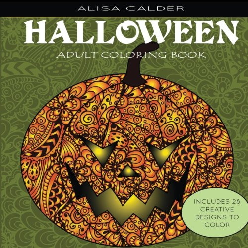 Discount Adult Coloring Books  Cheapest copy of Adult Coloring Books Halloween Designs
