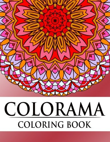 Discount Adult Coloring Books  Cheapest copy of Colorama Coloring Book Relaxation Series