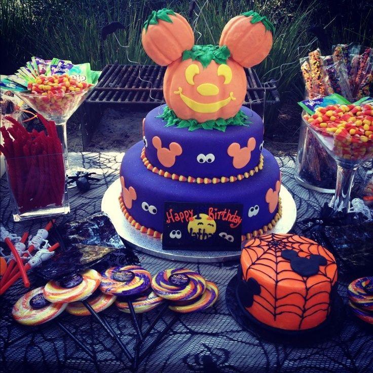 Disney Halloween Party Ideas  25 best ideas about Mickey Mouse Halloween on Pinterest
