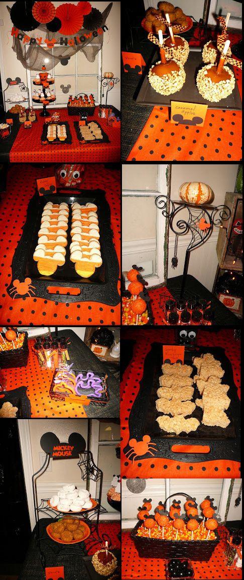 Disney Halloween Party Ideas  Best 25 Disney halloween decorations ideas on Pinterest