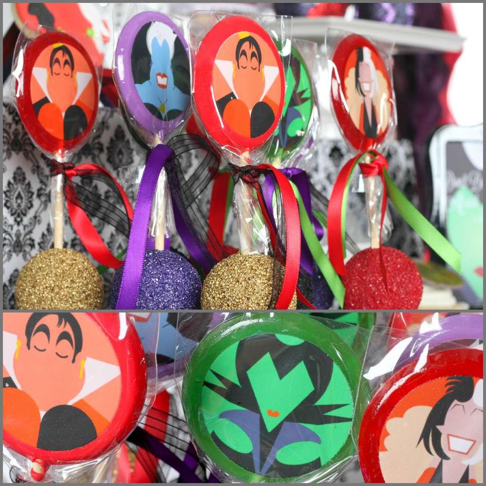 Disney Halloween Party Ideas  Disney Villains Halloween Party Ideas