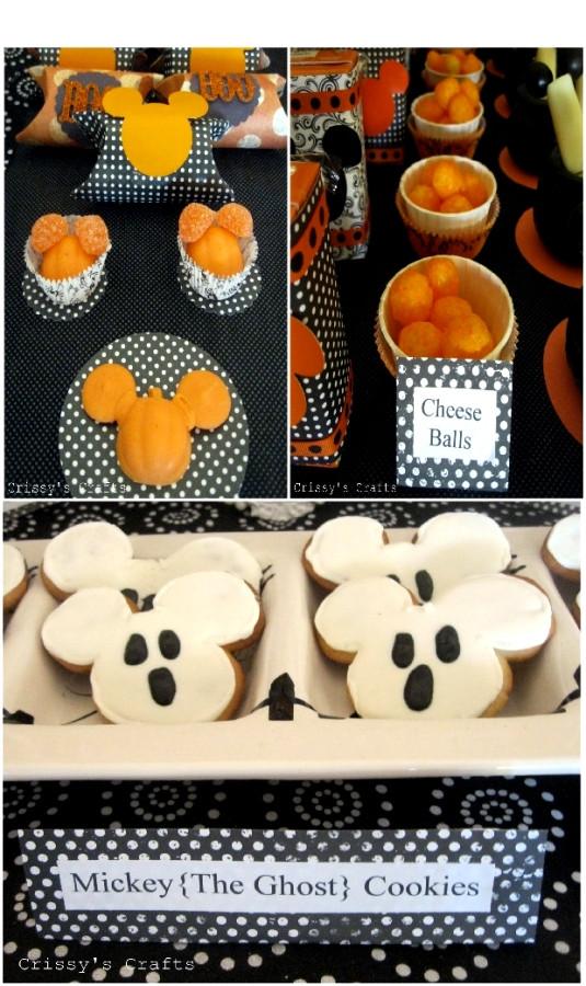 Disney Halloween Party Ideas  Mickey s Not So Scary Halloween Party Party Ideas