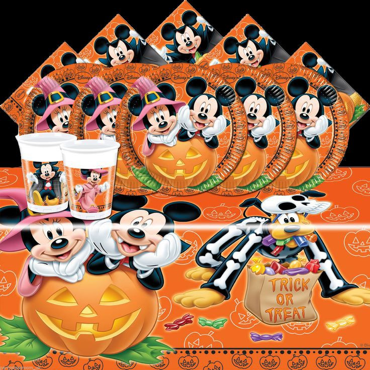 Disney Halloween Party Ideas  25 best Mickey Mouse Halloween ideas on Pinterest