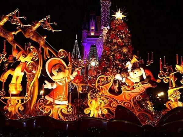 Disney Outdoor Christmas Decorations  Top Outdoor Christmas Decorations Christmas Celebration