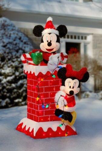 Disney Outdoor Christmas Decorations  Disney Outdoor Christmas Decorations