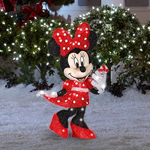 Disney Outdoor Christmas Decorations  289 best images about Xmas on Pinterest