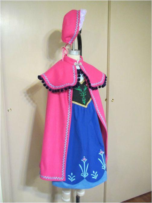 DIY Anna Costumes  35 DIY Disney Frozen Costumes & Dresses Elsa Anna Olaf
